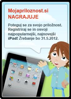 Brezplačno do novega iPada!