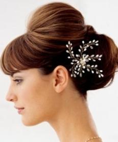 Modne svečane-frizure