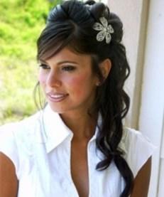 Modne svečane frizure