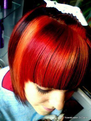 Naj frizura - jesenska
