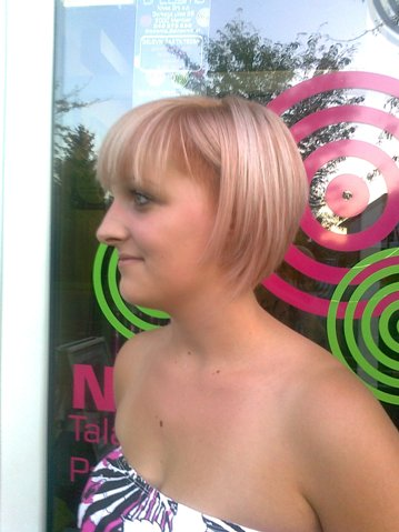 Naj frizura 2010 - Tamara Veber