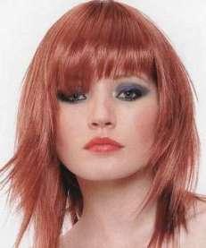 Trend-frizure